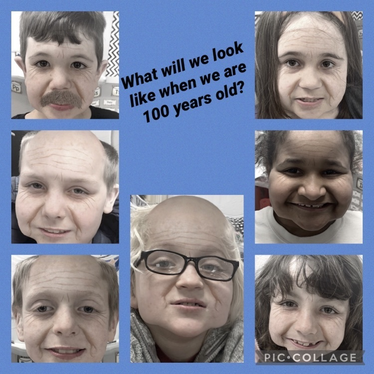 What Will We Look Like When We Are 100?