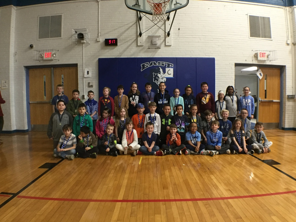 East February Character Assembly