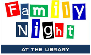 West Elementary Family Library Night
