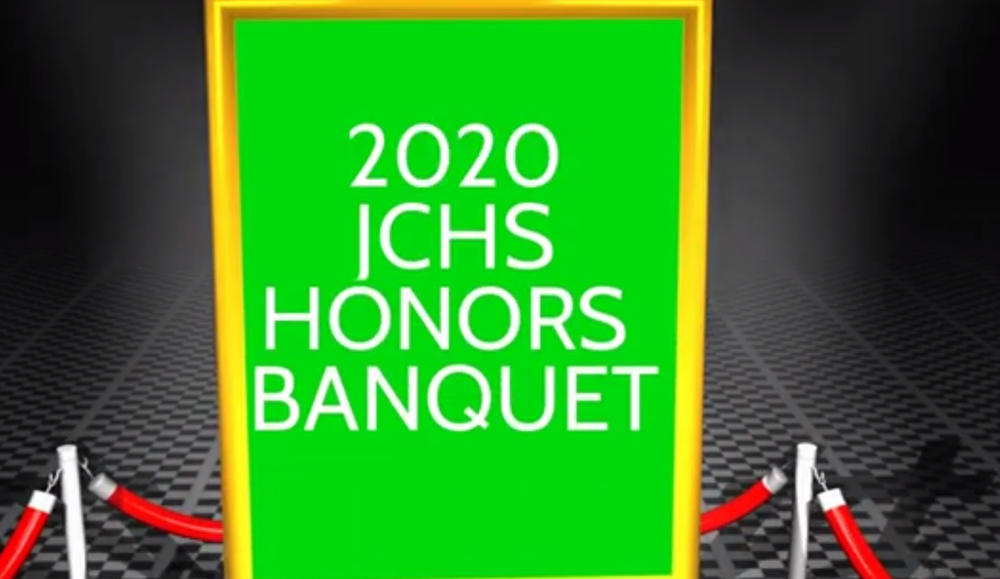 Class of 2020 Virtual Honors Banquet