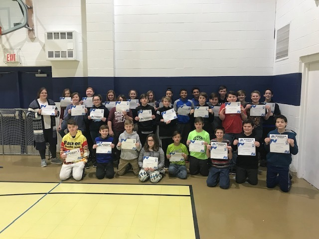JCMS 7th Grade Honor Roll