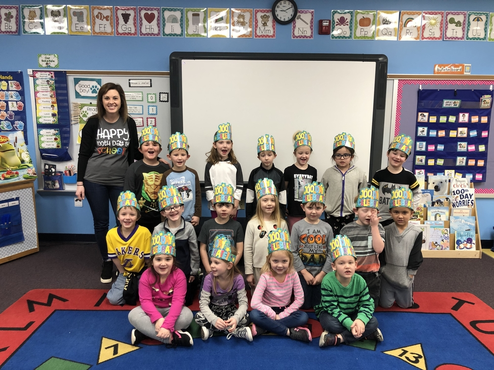 We are a 100 days smarter!