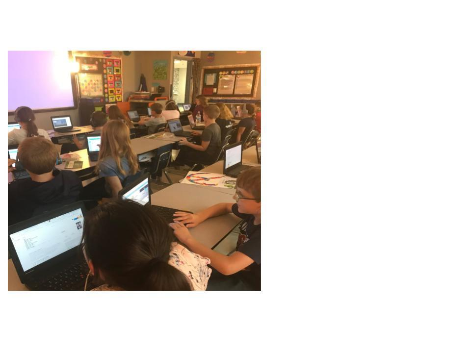 Bringing Stories to Life with Coding in Third Grade