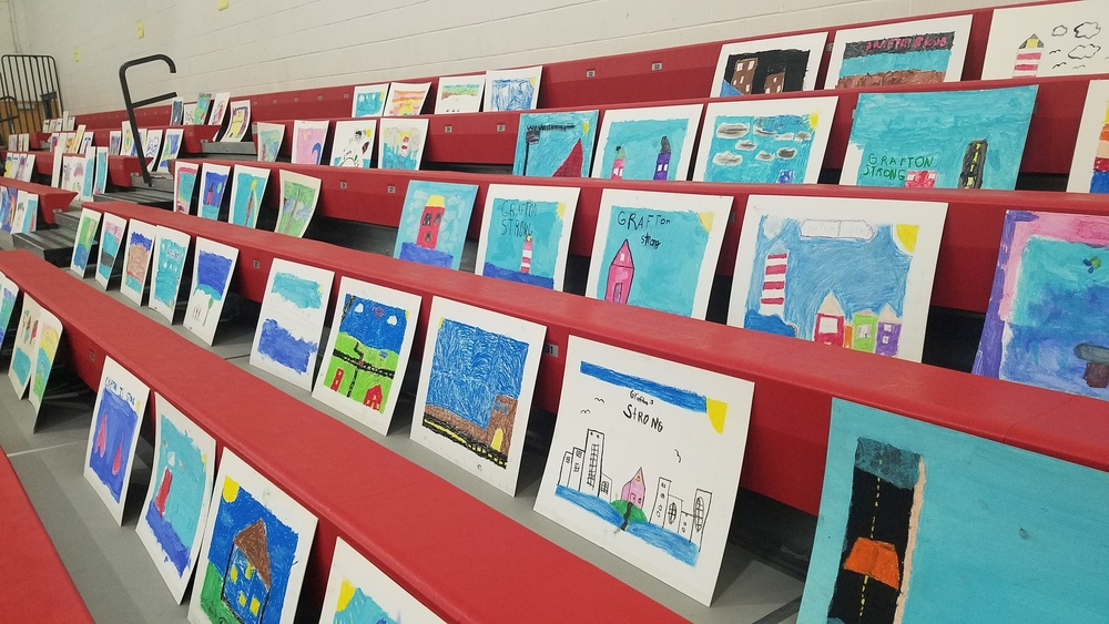 Grafton Elementary Artist Showcase