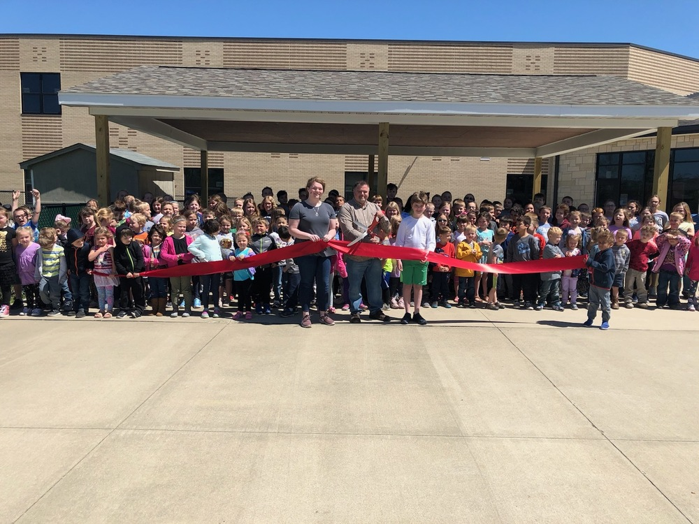 Grafton Elementary Pavilion Dedication