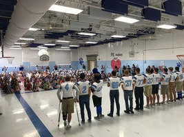 West Elementary Pep Assembly