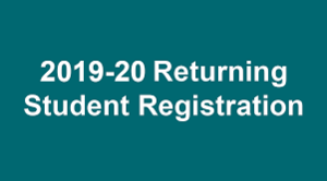 Digital Re-Registration