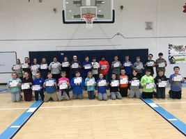 JCMS 6th Grade Honor Roll