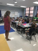 Opening Day Jerseyville East Elementary