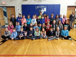 East Elementary November Character Award Assembly- Caring