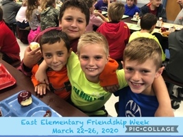East Elementary Virtual Spirit Week