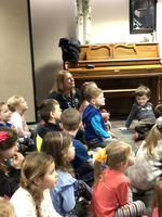 Grafton Pre-K at the library!