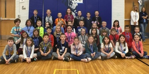January East Elementary Character Assembly