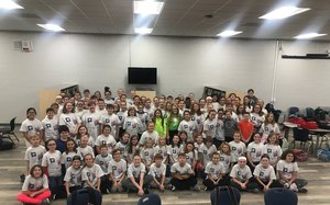 JCMS Students donate $3600 to Legion Posts