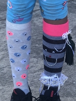 Crazy Sock Day! We are crazy about being in school at Grafton!