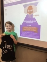 Unified Basketball Poster Contest Winner!