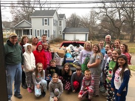 East Character Council Can Food Drive