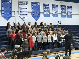 7th Grade Band and Chorus Concert