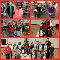 East Elementary Character Council & Students Donate to Charity