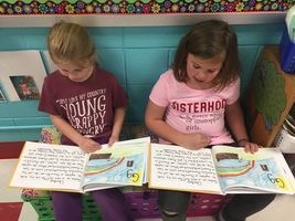 Second Grade Authors