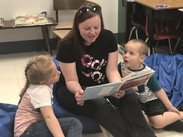 East Elementary Family Reading Night