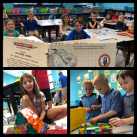 STEM Activities in Third Grade at East Elementary
