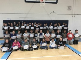 JCMS Students earn Honor Roll Recognition
