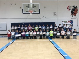 JCMS 6th Grade High Honor Roll