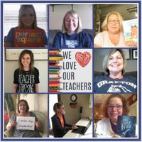 We Love Our Grafton Elementary Teachers