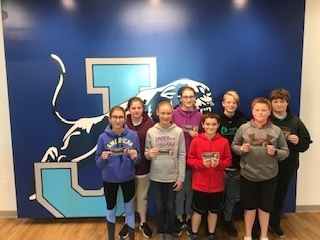 7th Grade JCMS October Shout Outs!