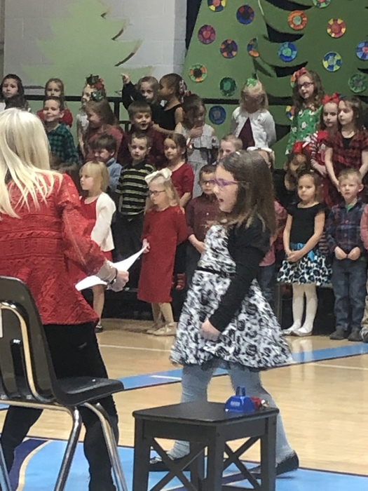2018 West Elementary Holiday Music Program