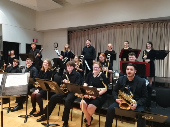 JCHS Jazz Ensemble