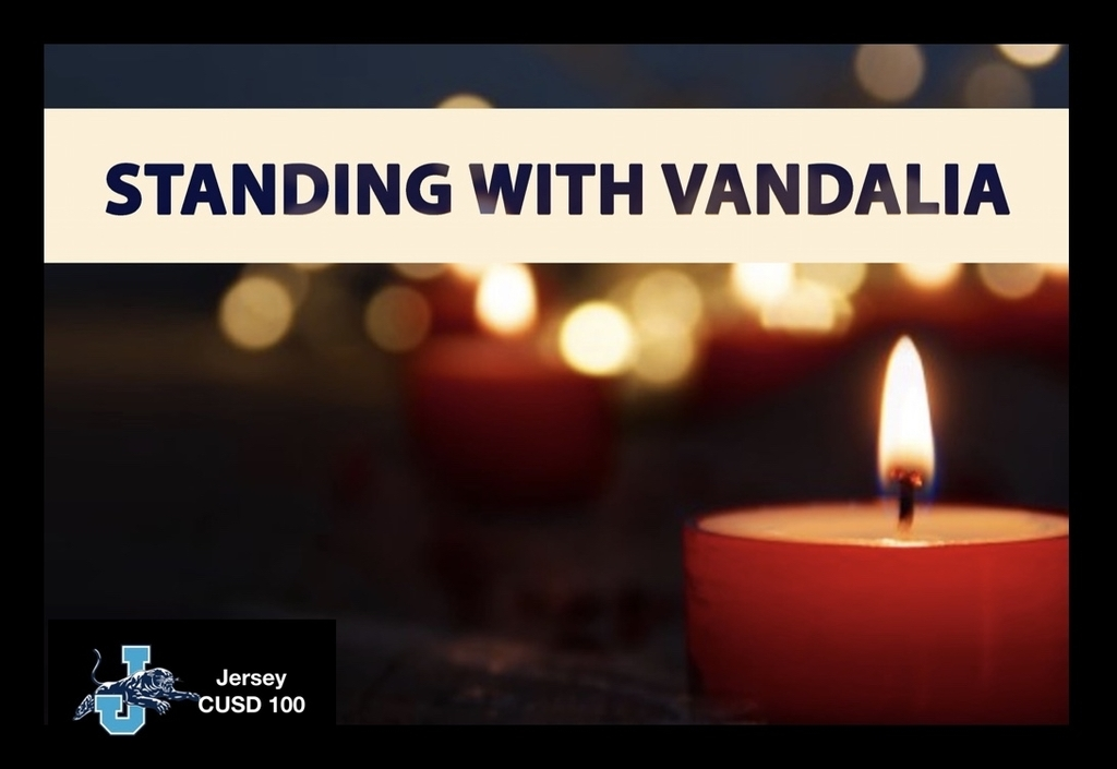 Standing strong with the community of Vandalia in the face of tragedy.